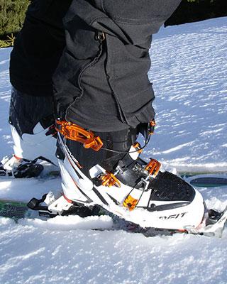 Buty narciarskie, snowboardowe, biegowe, turowe